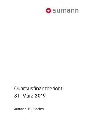 Aumann Finanzbericht 2019