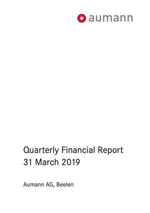 Quarterly Financial Report 2019